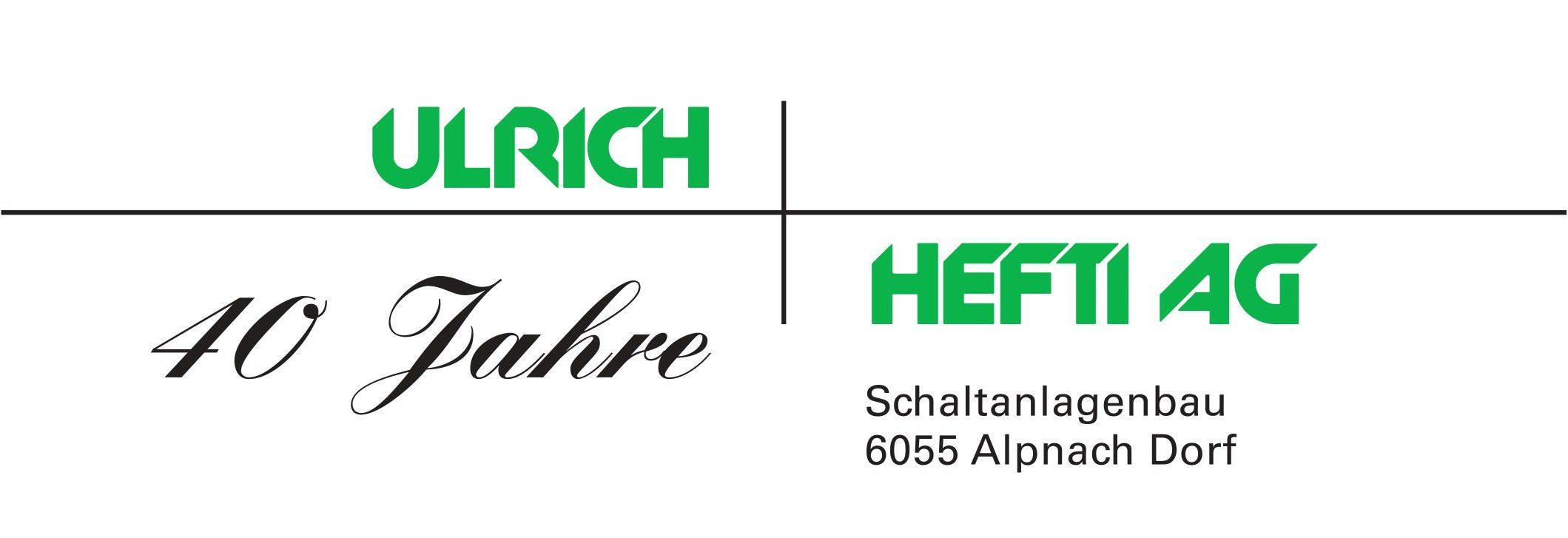 Ulrich + Hefti AG
